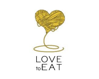 food,heart,love,balloon,valentine logo
