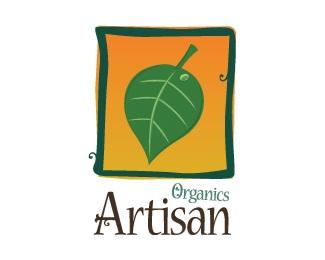 brown,leaf,organic,colorful,environment logo