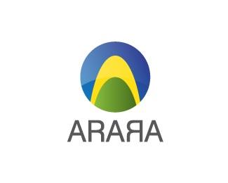 circle,brazil,colorful,arara logo