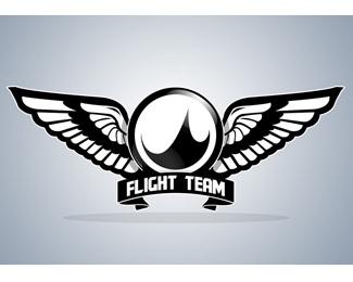 fly,flight,wings,airline logo