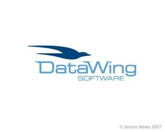 bird,flying,wing,ames,jerron logo