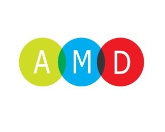 association,amd,cercle logo