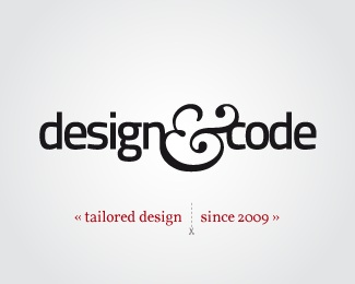 code,2009,design &,fabian vorderegger logo