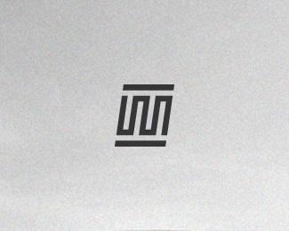 logo,personal,lines,pillar,fanego logo