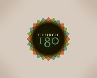 church,creative,180 logo