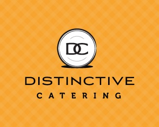 food,service,catering logo