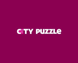 life,night,puzzle,city,parties logo