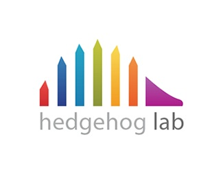animal,hedgehog logo