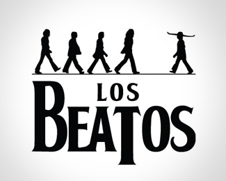 cover,beatles,beatos logo