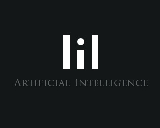 ai,simple,artificial intelligence,minimal. logo