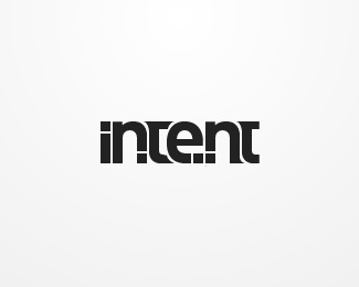 type,intent logo