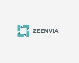 display,screen,z,swirl,zeenvia logo