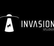 Invasion Studios Logo