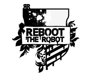 Reboot The Robot (Crest) logo