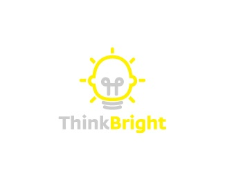 think,bright logo
