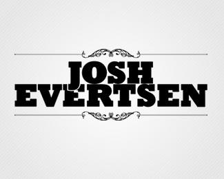 Josh Evertsen logo