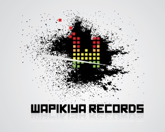 music,record label,spec logo