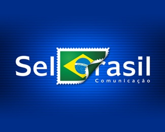 brasil,agency,selo logo