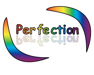beautiful,amazing,wonderful,gnarly,perfection logo
