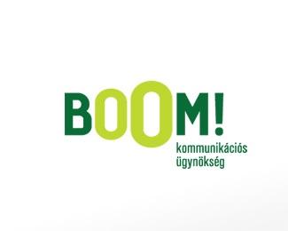 advertising,boom,agency,explode,exploding logo