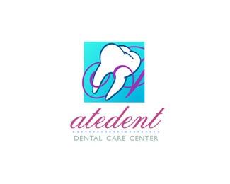 script,teeth,tooth,dental logo