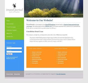 forest,grass,rays,sun website template