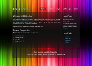 art,business,corporate,personal,portfolio website template