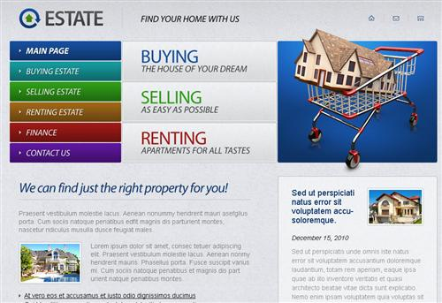 family,people,real estate,textured,vectorial website template