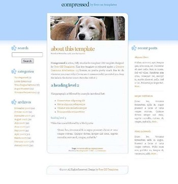 animals,dog,house,pets website template