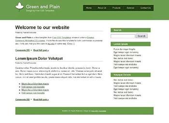 Greenandplain