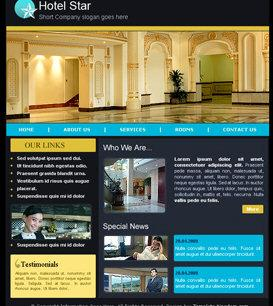 dark colors,hotels,restaurant website template
