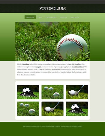 art,gallery,jquery,portfolio website template