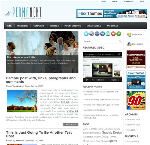 ads ready,desktop,footer columns,games,other,travel,vectorial,web 2.0 wordpress theme