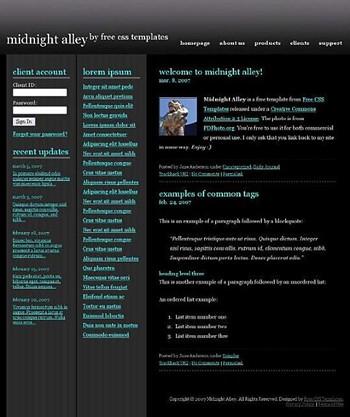 Midnightalley