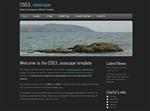 CSS 3 Seascape