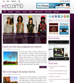 Ecosmo - Fashion Wordpress Themes