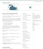 Elements of SEO Free Wordpress Theme