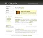 Curiouslygreen