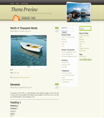 Amazing Grace Free Wordpress Theme